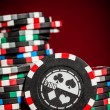 Gambling chips — Stock Photo #10682152