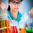 Scientist — Stock Photo