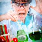 Scientist — Stock Photo #9015296