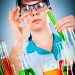 Scientist — Stock Photo