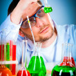 Scientist — Stock Photo #9015322