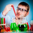 Scientist — Stock Photo #9015326