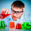 Scientist — Stock Photo #9015332