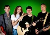 Muzikale groep — Stockfoto