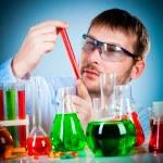 Scientist — Stock Photo #9334889