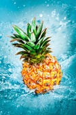 Fresh pineapple — Stockfoto