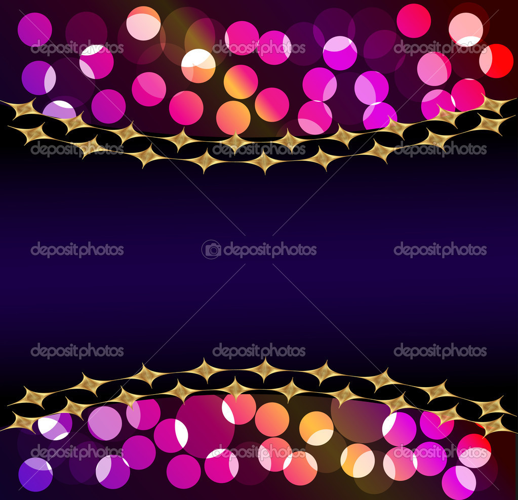 Illustration background c effect of the light and pattern from threads — Stock Vector #10191862