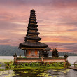 Ulun Danu temple — Stockfoto