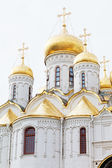 Archangelsk kathedraal in het kremlin — Stockfoto