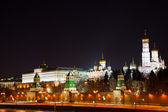 Russia, Moscow, night view — Stock Photo