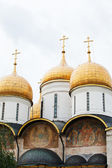 Cathedral of the Annunciation in Kremlin, Moscow, Russia — Stock Photo