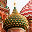 Cathedral of Vasily the Blessed — Stock Photo