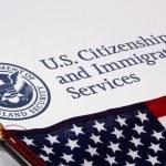 U.S. Department of Homeland Security Logo — Stock Photo