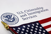 U.S. Department of Homeland Security Logo — Stock Photo