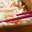 Red Chopsticks — Stock Photo