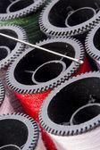 Makro nici — Zdjęcie stockowe