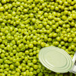 Green Peas — Stock Photo