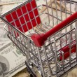 Shopping Cart - Foto Stock