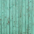 Green wooden fence background — Stockfoto #10203946