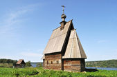Church of the Resurrection of Christ in Ples, Russia — Stock Photo