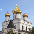 Stock Photo: Cupolof Trinity Cathedral in Ipatiev monastery