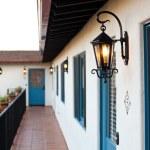 Spanish Villa — Stock Photo #8248364