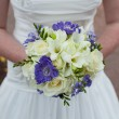 Bridal bouquet — Stock Photo #9304065