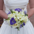 Bridal bouquet — Stock Photo #9304203