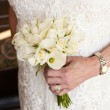 Bridal bouquet — Stock Photo #9307523