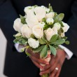 Bridal bouquet — Stock Photo #9776554