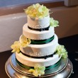 Wedding Cake — Stock Photo #9776586