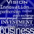Vision, Business, etc. — Stock Photo