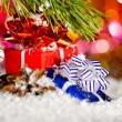 Gift boxes — Stock Photo #8081739