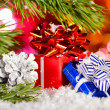 Gift boxes — Stock Photo #8081777