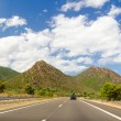 Stock Photo: Highway road