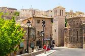 Iglesia santigo del arrabal — Photo
