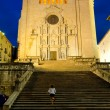Girona Cathedral — Stock Photo #8660554