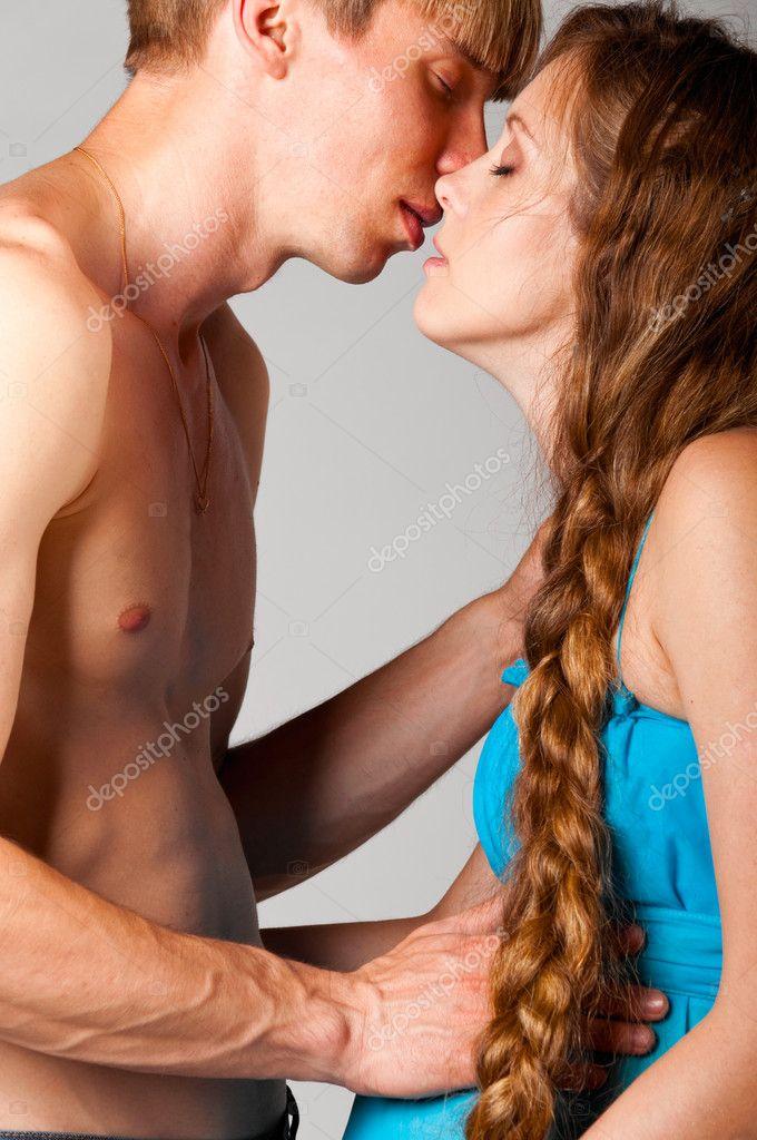 depositphotos 8660169 Man is kissing pregnant woman free hardcore clips xxx indian