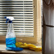 Royalty-Free Stock Photo: Cleaning means