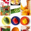 Food set - Stock Photo