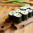California rolls — Stock Photo