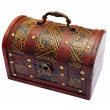 Royalty-Free Stock Photo: Treasure chest