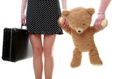 Teddy-bear — Stockfoto