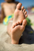 Nice feet — Stock Photo