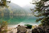 Majestic lake — Stock Photo