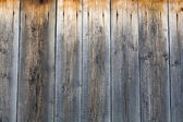 Wooden fence — Foto Stock