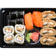Maki box — Stock Photo