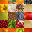 Background of fruits — Stock fotografie