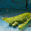 Peas — Stock Photo