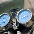 Speedometer - Stockfoto